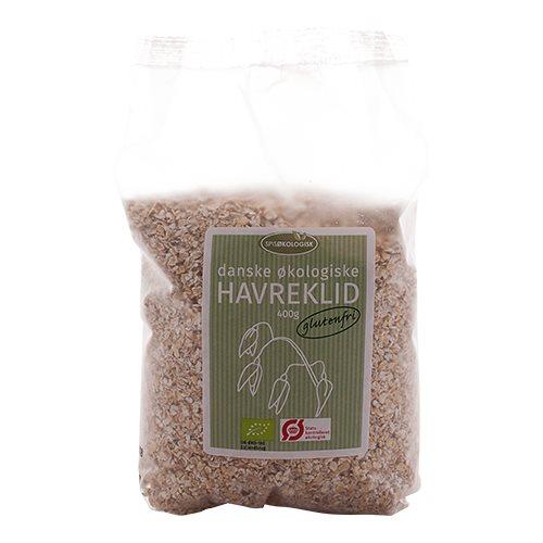 Spis Økologisk Havreklid Glutenfri Ø
