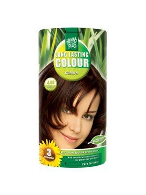 Hennaplus 4.56 hårfarve auburn Long Lasting Colour