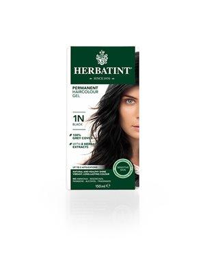 Herbatint 1N hårfarve Black