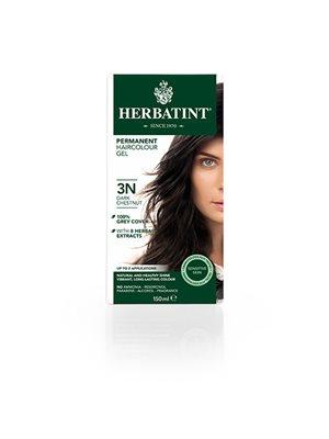 Herbatint 3N hårfarve Dark  Chestnut