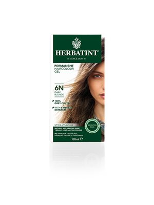 Herbatint 6N hårfarve Dark  Blonde