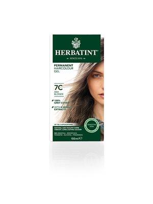 Herbatint 7C hårfarve Ash  Blonde