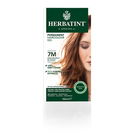 Herbatint 7M hårfarve  Mahogany Blonde