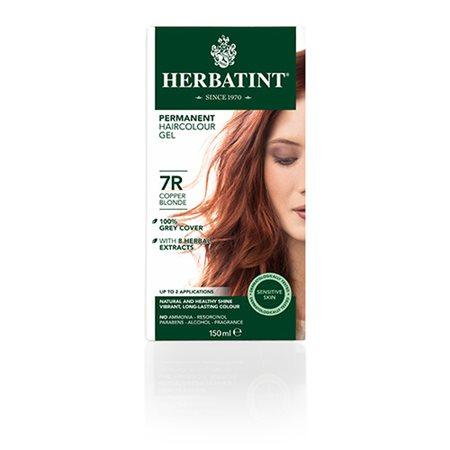 Herbatint 7R hårfarve  Copper Blonde