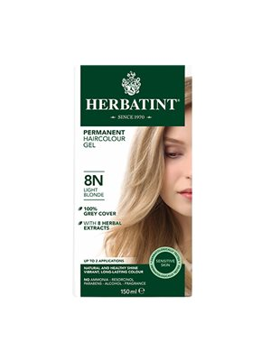 Herbatint 8N hårfarve Light  Blonde