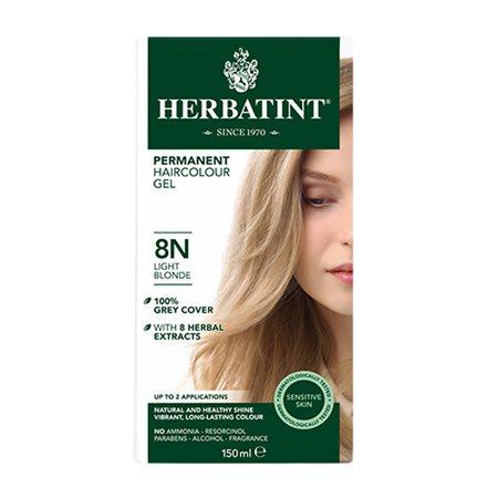 Herbatint 8N hårfarve Light  Blonde