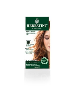 Herbatint 8R hårfarve Light  Copper Blonde