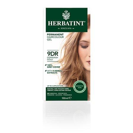 Herbatint 9DR hårfarve Copperish Gold