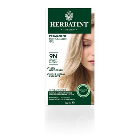Herbatint 9N hårfarve Honey  Blond
