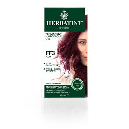 Herbatint FF 3 hårfarve Plum