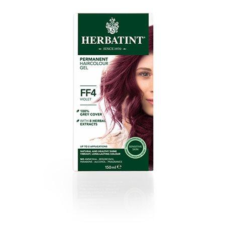 Herbatint FF 4 hårfarve Violet