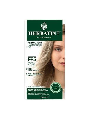 Herbatint FF 5 hårfarve  Sand Blond