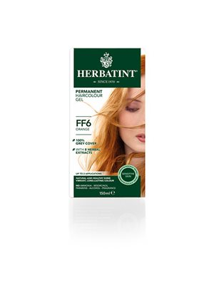 Herbatint FF 6 hårfarve Orange
