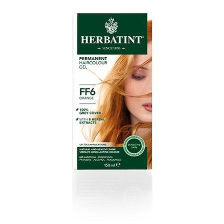 Herbatint FF 6 hårfarve Orange