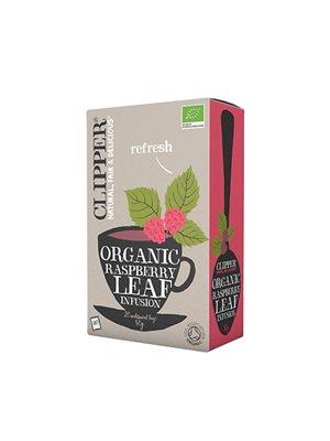 Hindbærblad te Ø Clipper