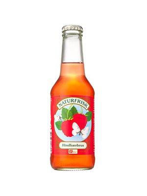 Hindbærbrus sodavand Ø