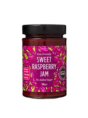 Hindbærmarmelade, Sweet Jam