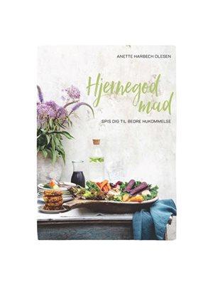 Hjernegod mad BOG Forfatter Anette Harbech Olesen