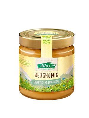 Honning bjerg Ø Allos