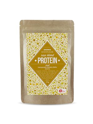 HUMAN raw blend protein Ø