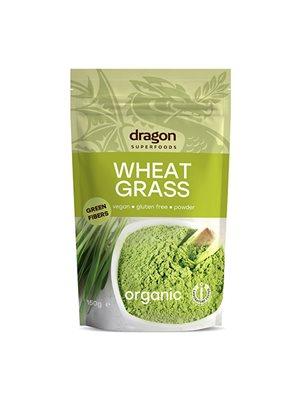 Hvedegræspulver Ø - Dragon  Superfoods