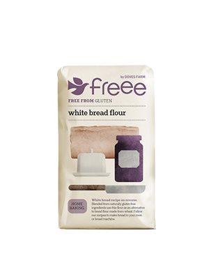 Hvid brødmix glutenfri