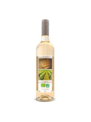 Hvidvin Cuvée Plaisir Ø 12 % alc.vol.