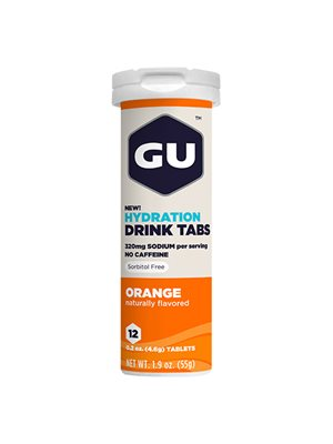 Hydration tabs Orange GU