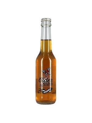Hyldeblomst cider alc.4,8%Ø