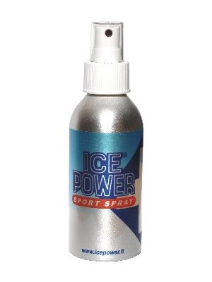 Ice Power sport spray