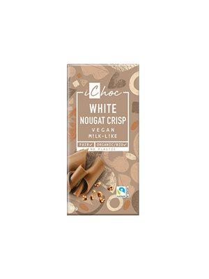Ichoc white nougat crisp Ø