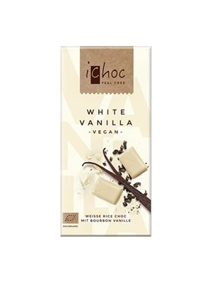 Ichoc white vanilla Ø