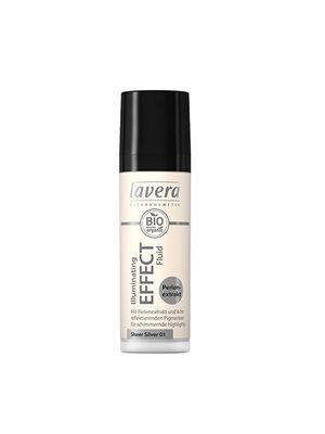 Illuminating Sheer Silver 01  Effect Fluid
