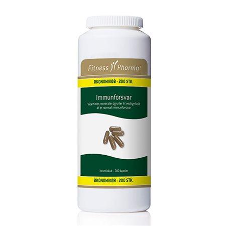 Immunforsvar Fitness Pharma