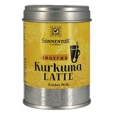 Ingefær Kurkuma Latte Ø Sonnentor
