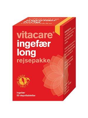 Ingefær long rejsepakke  VitaCare