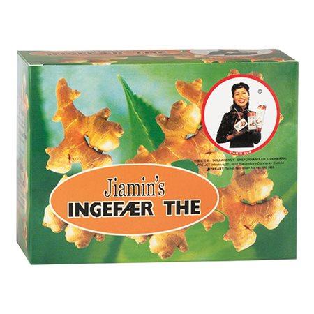 Ingefær te 10 brx18 gr