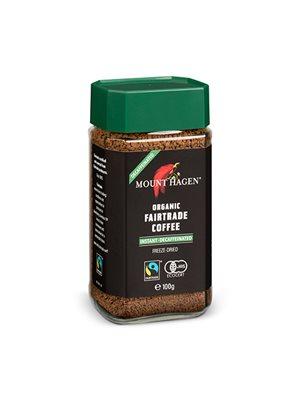 Instant kaffe dekaffineret Ø