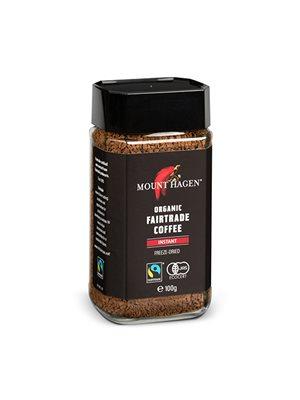 Instant kaffe Ø