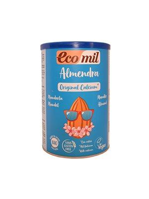 Instant mandel drik Ecomil Ø m. calsium