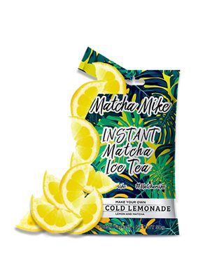 Instant Matcha Ice Tea Ø Matcha Mike