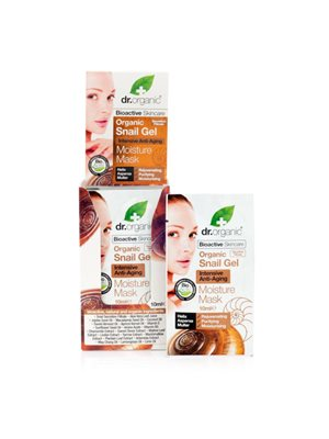 Intensive anti aging moisture mask Snail Gel Dr.Organic