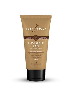 Invisible tan selvbruner