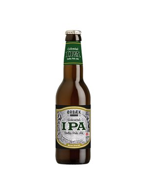 IPA øl 4,8% alc.vol Ø India Pale Ale