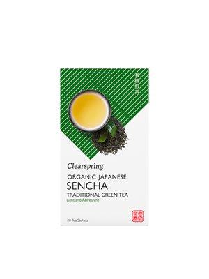 Japansk Sencha grøn te Ø