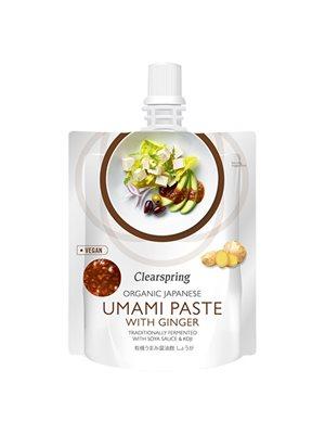 Japansk umami paste m ingefærØ