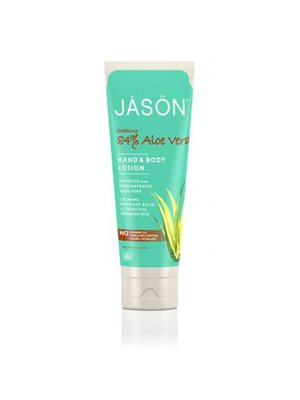 Jasön Aloe vera hand and body lotion