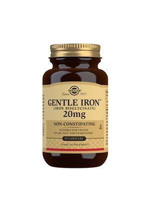 Jern skånsom 20 mg