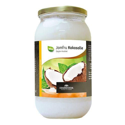 Billede af Jomfru kokosolie Ø