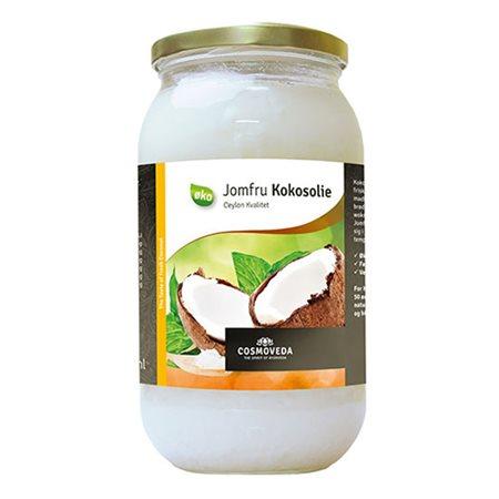 Jomfru kokosolie Ø